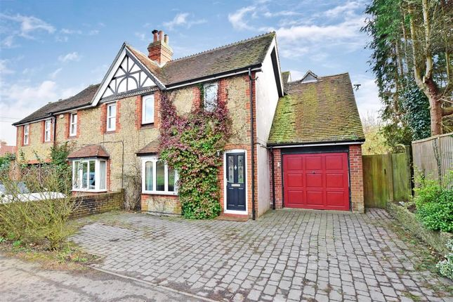 Thumbnail Semi-detached house for sale in Winchester Road, Petersfield, Hampshire