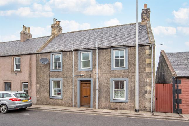 2 bed end terrace house for sale in 24 West High Street, Greenlaw, Duns TD10