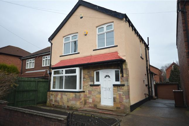 Thumbnail Detached house for sale in Cross Flatts Grove, Leeds, West Yorkshire