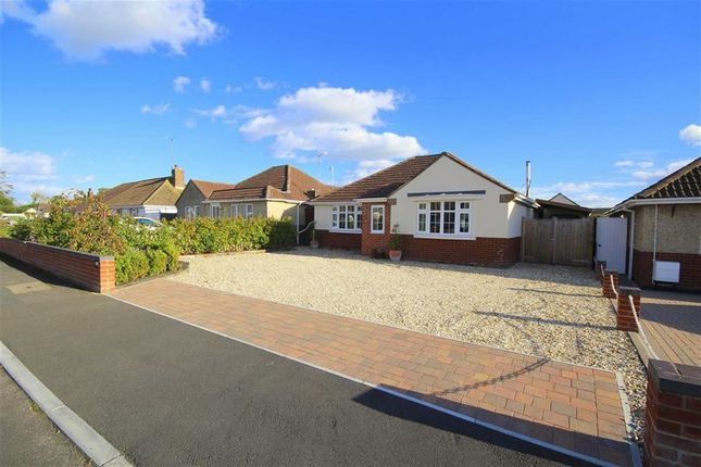 Thumbnail Detached bungalow for sale in Castle View Road, Swindon, Wiltshire