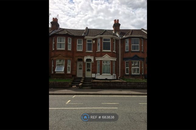 Thumbnail Terraced house to rent in Romsey Road, Southampton