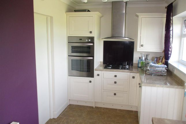 Kitchen of Melville Close, Barry CF62