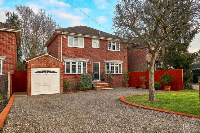Thumbnail Detached house for sale in Gloucester Drive, Wraysbury, Staines-Upon-Thames
