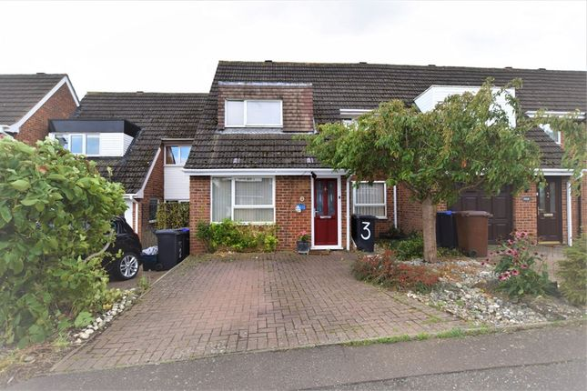 Thumbnail Terraced house to rent in 3 Cypress Court, Northampton