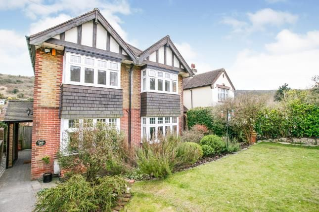 Thumbnail Detached house for sale in Folkestone Road, Dover, Kent
