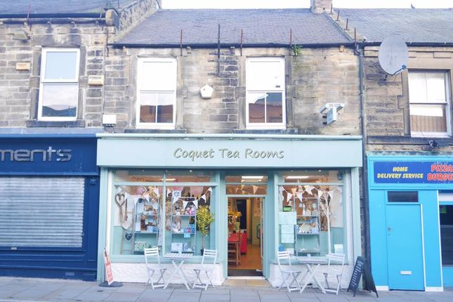 Thumbnail Restaurant/cafe for sale in Coquet Tea Rooms, 51-53 Queen Street, Amble