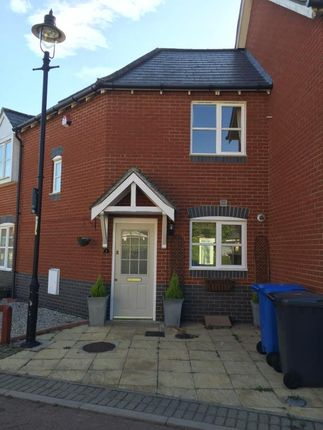 Thumbnail Semi-detached house to rent in Spitfire Close, Ipswich