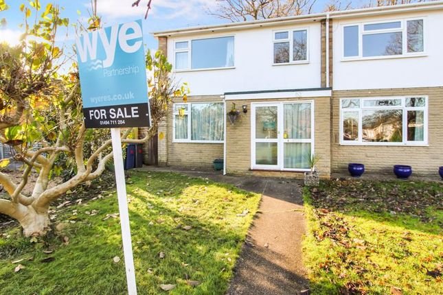 Thumbnail End terrace house for sale in The Greenway, Penn, High Wycombe
