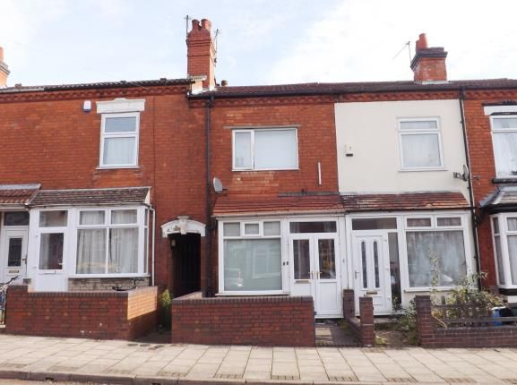 Thumbnail Terraced house for sale in Milner Road, Birmingham, West Midlands