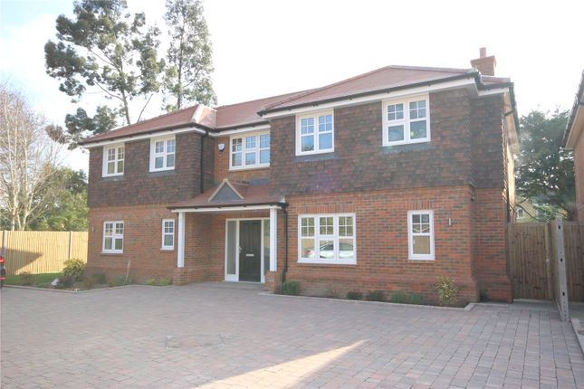 Thumbnail Detached house for sale in Knoll Gardens, Rear Of 82 Wheathampstead Road, Harpenden, Hertfordshire