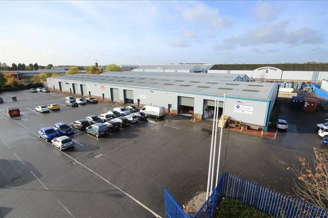Thumbnail Light industrial to let in Unit 4, Cross 580, Kilbuck Lane, Haydock, Merseyside