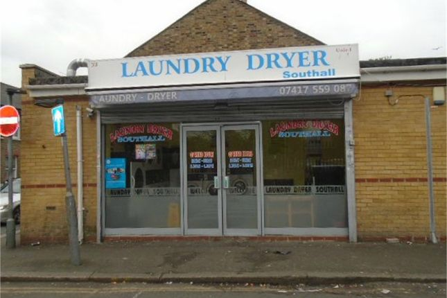 Thumbnail Commercial property for sale in Hamilton Road, Southall, Middlesex