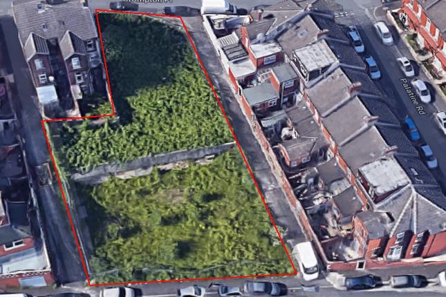 Thumbnail Land for sale in Crompton Place, Blackburn