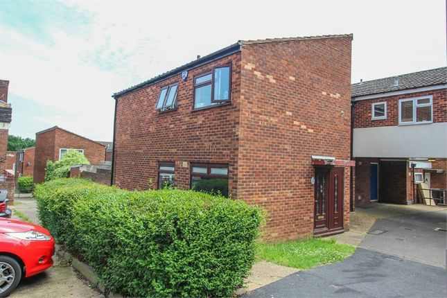 Thumbnail End terrace house for sale in Long Banks, Harlow, Essex