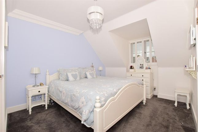 Thumbnail Semi-detached house for sale in Fortune Way, Kings Hill, West Malling, Kent