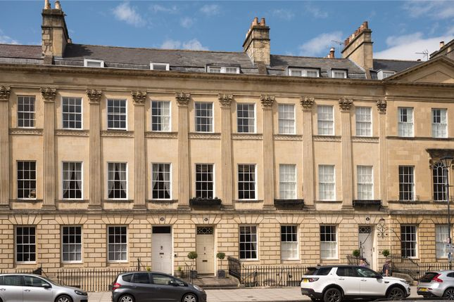 Thumbnail Terraced house for sale in Great Pulteney Street, Bath