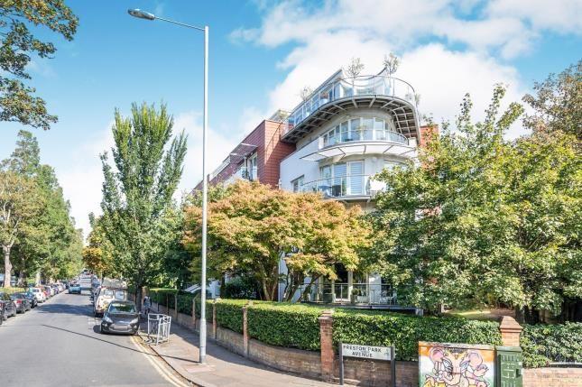 Thumbnail Flat for sale in Preston Mansions, Preston Park Avenue, Brighton, East Sussex