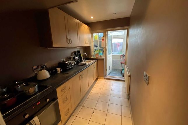 Kitchen of Thirleby Road, Burnt Oak, Middlesex HA8