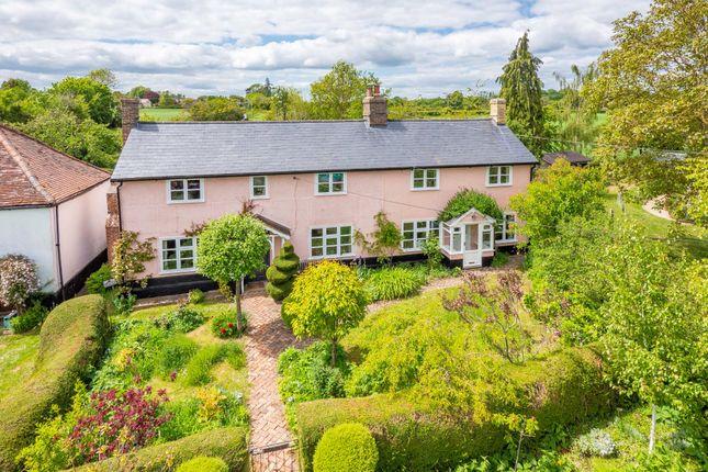 Thumbnail Detached house for sale in Felsham, Bury St Edmunds, Suffolk
