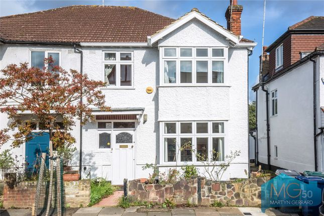 Semi-detached house in  Chandos Road  East Finchley  London Watford