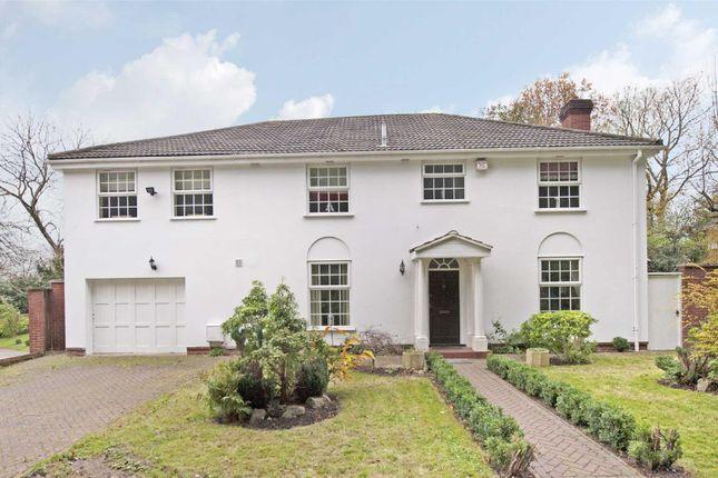 Thumbnail Detached house for sale in Wellington Road, Edgbaston, Birmingham