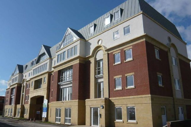 Thumbnail Flat to rent in Curzon Court, Curzon Street, Burton-On-Trent