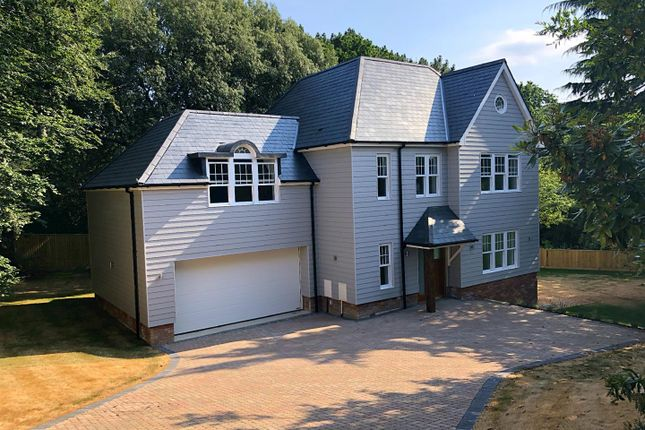Thumbnail Detached house for sale in Anthonys Avenue, Lilliput, Poole