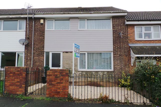 Thumbnail Terraced house for sale in Park Springs Road, Gainsborough