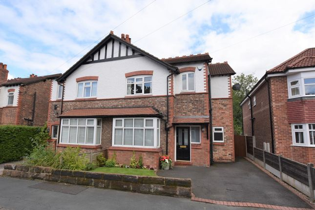 Thumbnail Semi-detached house for sale in Cleveland Road, Hale, Altrincham
