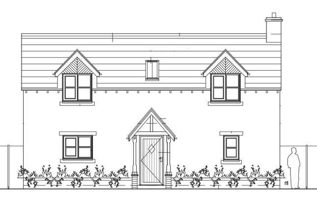 Thumbnail Land for sale in Station Road, Cogenhoe