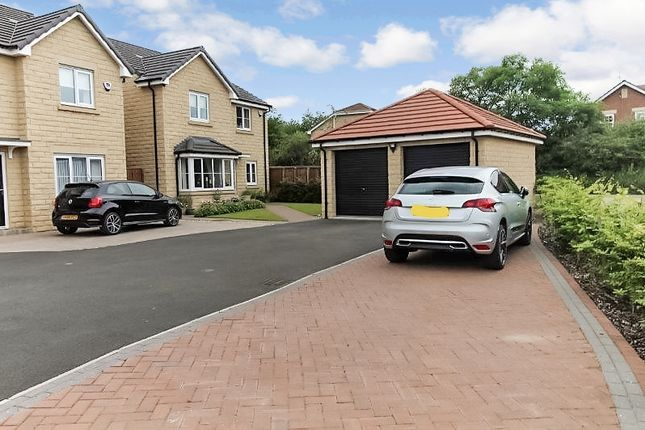 Thumbnail Detached house for sale in Aydon Square, Blyth
