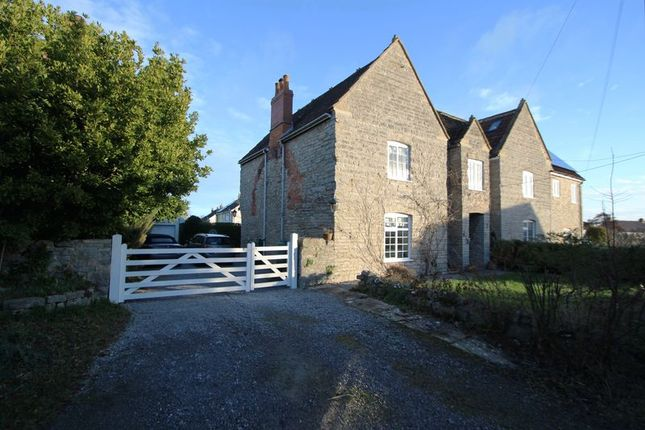 Thumbnail Semi-detached house for sale in Broadway, Chilton Polden, Bridgwater