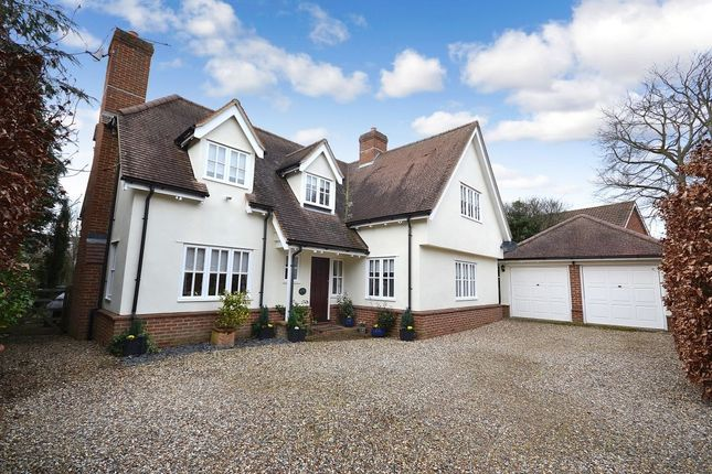 Thumbnail Detached house for sale in Mill Lane, Old Harlow, Harlow