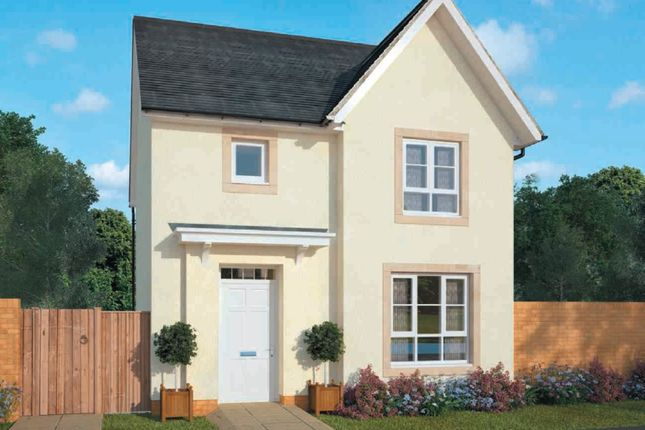 Thumbnail Detached house for sale in Antonine Way, Bonnybridge
