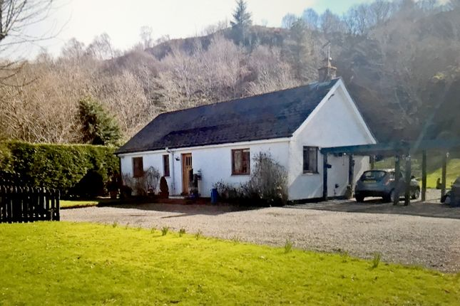Thumbnail Detached house for sale in Dunbeg, Oban