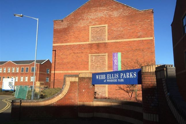 Thumbnail Flat to rent in Webb Ellis Place, Wood Street, Rugby