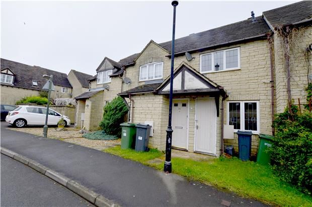 Thumbnail Terraced house for sale in The Old Common, Chalford, Gloucestershire