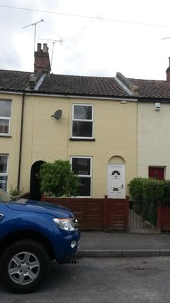 Thumbnail Terraced house to rent in 81 Gladstone Street, Norwich, Norfolk