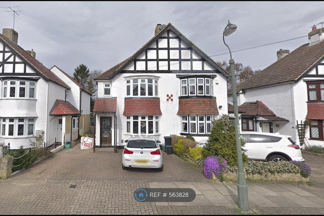 Thumbnail Semi-detached house to rent in Hayes Wood Avenue, Bromley