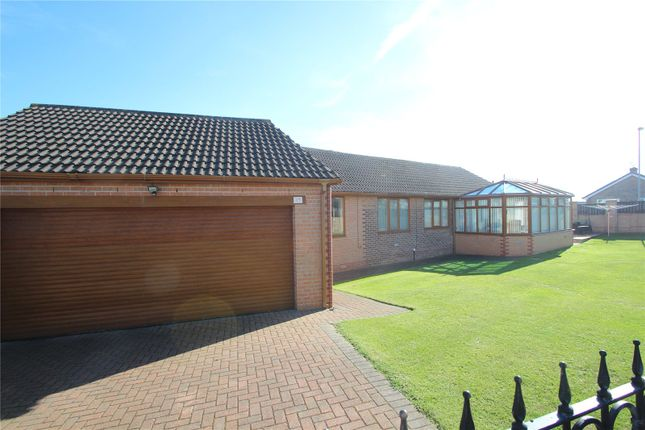 Thumbnail Bungalow for sale in Valley View, South Elmsall, Pontefract, West Yorkshire