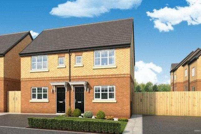 Thumbnail Semi-detached house for sale in The Kellington Whalleys Road, Skelmersdale, Lancashire