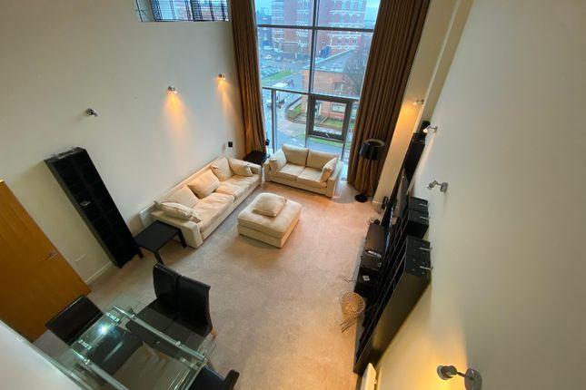 Thumbnail Flat to rent in Paramount, Beckhampton Street, Swindon