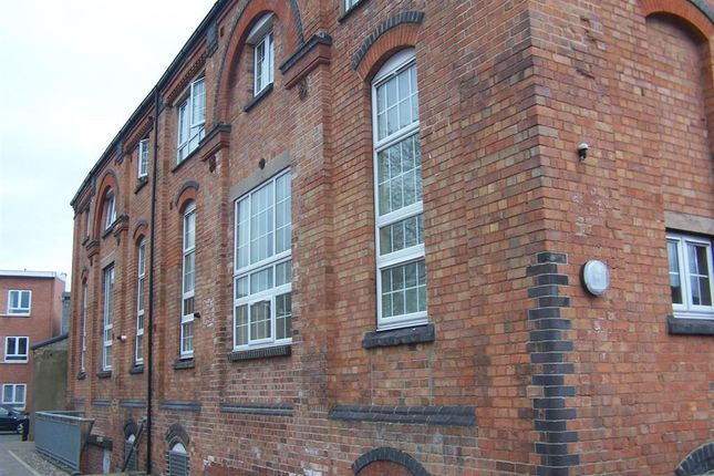 Thumbnail 2 bed duplex to rent in Burgess Mill, Manchester Street, Derby