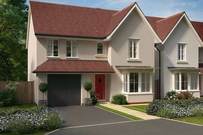"Thumbnail Detached house for sale in ""Heathfield"" at Windsor Avenue, Newton Abbot"