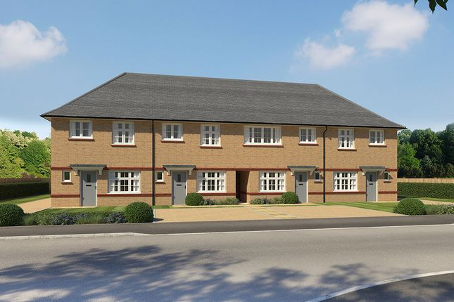 """Thumbnail Terraced house for sale in """"Malvern Special"""" at Kimpton Road, Luton"""