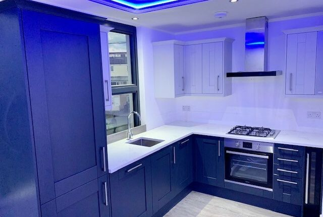 Thumbnail Flat to rent in Derby Road, Croydon