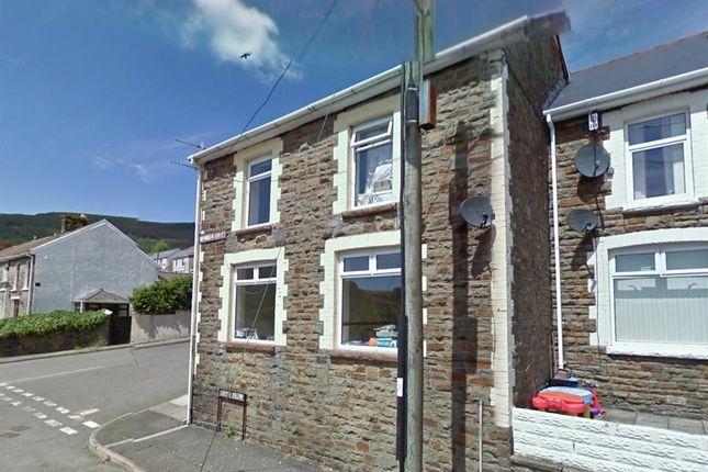 Thumbnail Property to rent in Bryn-Bedw Street, Blaengarw, Bridgend
