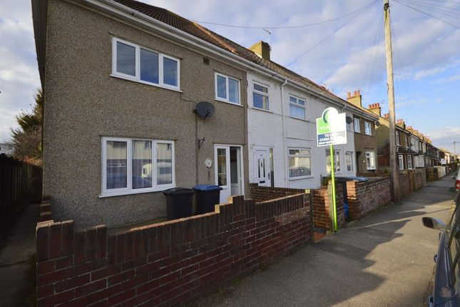 Thumbnail Semi-detached house to rent in Downs Road, Walmer, Deal