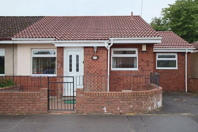 Thumbnail Semi-detached bungalow for sale in Chirnside Place, Broughty Ferry, Dundee