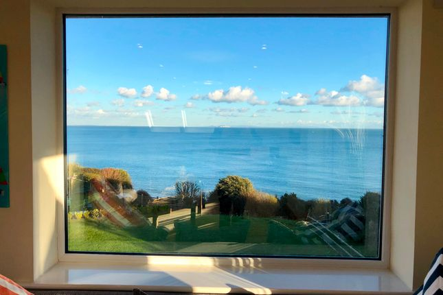 Thumbnail Flat for sale in Highcliffe Road, Swanage